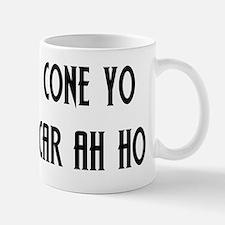 Coño Carajo Mug