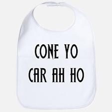 Coño Carajo Bib