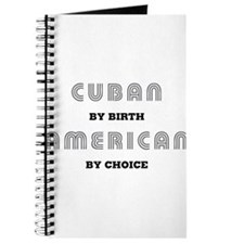 Cuban by birth American by Ch Journal