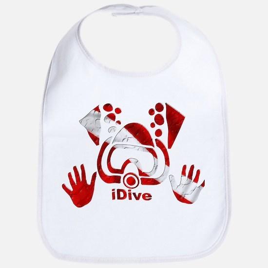 iDive Dive Flag Original Bib