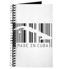 Made in Cuba Barcode Journal