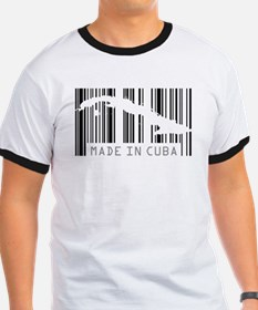 Made in Cuba Barcode T