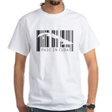 Made in Cuba Barcode Shirt