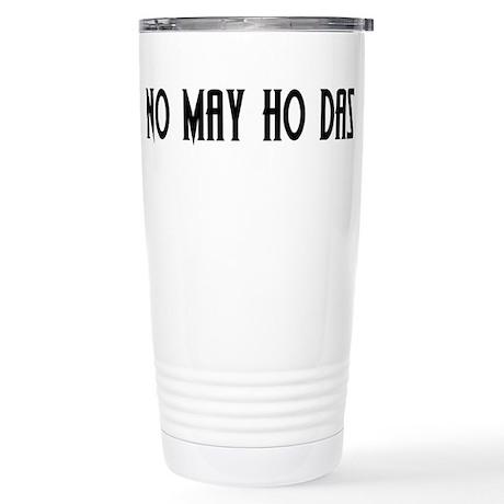 No me jodas Stainless Steel Travel Mug