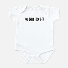 No me jodas Infant Bodysuit
