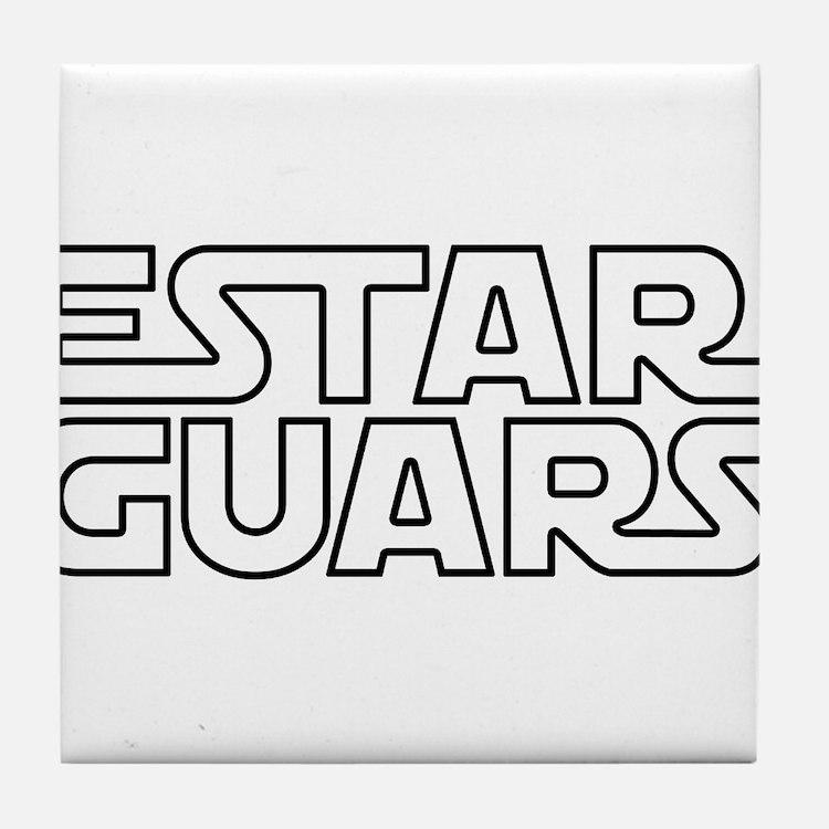 Estar Guars Tile Coaster