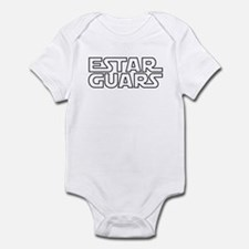 Estar Guars Infant Bodysuit