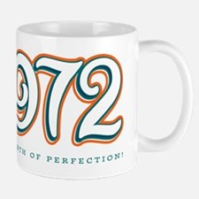 1972 The birth of Perfection Mug