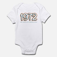 1972 The birth of Perfection Infant Bodysuit
