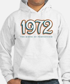 1972 The birth of Perfection Hoodie