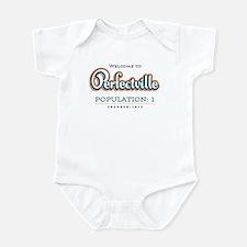 Perfectville Infant Bodysuit
