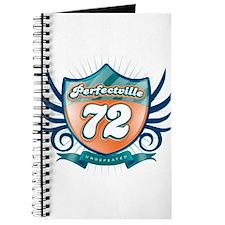 Perfectville 72 shield Journal