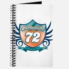 Perfectville 72 shield Journal