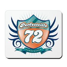 Perfectville 72 shield Mousepad