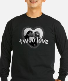 Twoo Love Princess Bride T