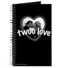 Twoo Love Princess Bride Journal