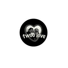 Twoo Love Princess Bride Mini Button