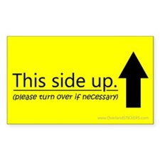 This Side Up - Yellow
