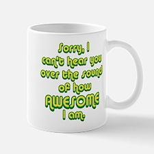 sorryicanthearyou2 Mugs