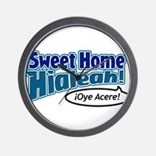 Sweet Home Hialeah Wall Clock