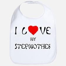 I Love My Stepmother Bib