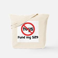 Cute Christmas fund Tote Bag