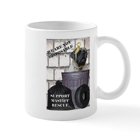 MASTIFF RESCUE Mug