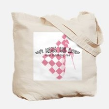 RACE/Pawsitively Famous Tote Bag
