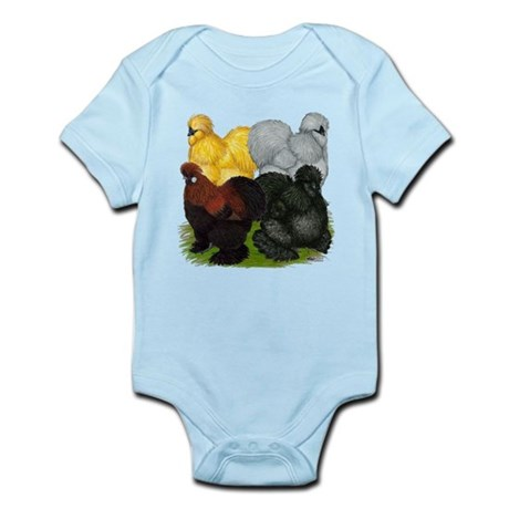 Silkie Assortment Infant Bodysuit