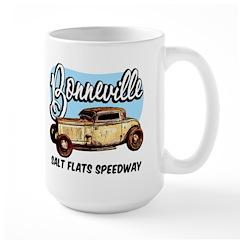 Bonneville Salt Flats Mug