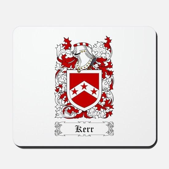 Kerr Mousepad