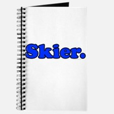 Cool Snowboarding baby Journal