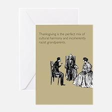 Incoherent Grandparents Greeting Card