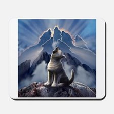 Leader of the Pack Mousepad