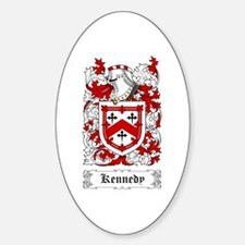 Kennedy Sticker (Oval)