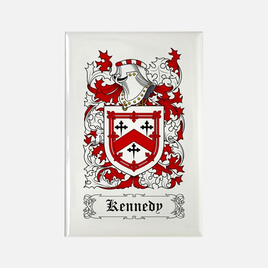 Kennedy Rectangle Magnet
