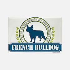 French Bulldog Rectangle Magnet (100 pack)