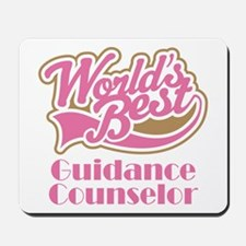 Guidance Counselor Mousepad