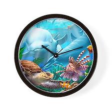 Seavilions Wall Clock