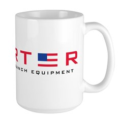 TARTER Large Coffee Mug