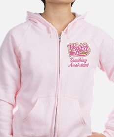 Teaching Assistant Zip Hoodie