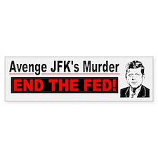 Avenge JFK