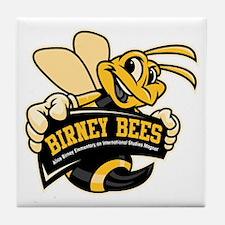 Cute Birney Tile Coaster