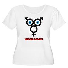 Wowsome Plus Size T-Shirt