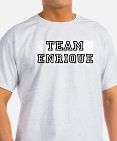 Team Enrique Ash Grey T-Shirt