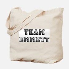 Team Emmett Tote Bag