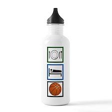 Eat Sleep Basketball Water Bottle