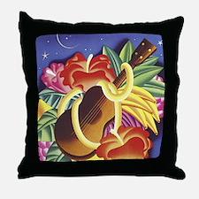 Frank Macintosh Aloha Throw Pillow