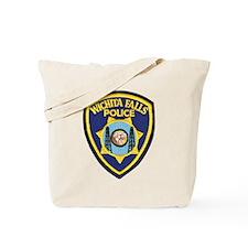 Wichita Falls Police Tote Bag