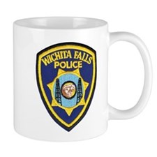 Wichita Falls Police Mug